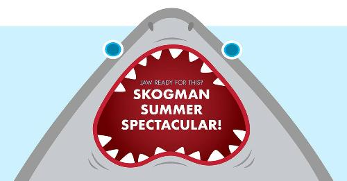 Skogman Summer Spectacular Event