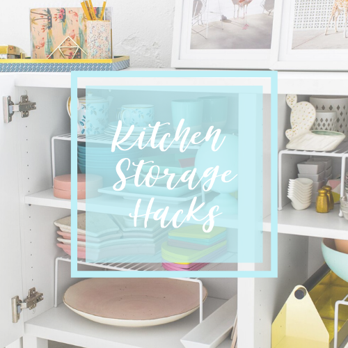 Kitchen Storage Hacks>