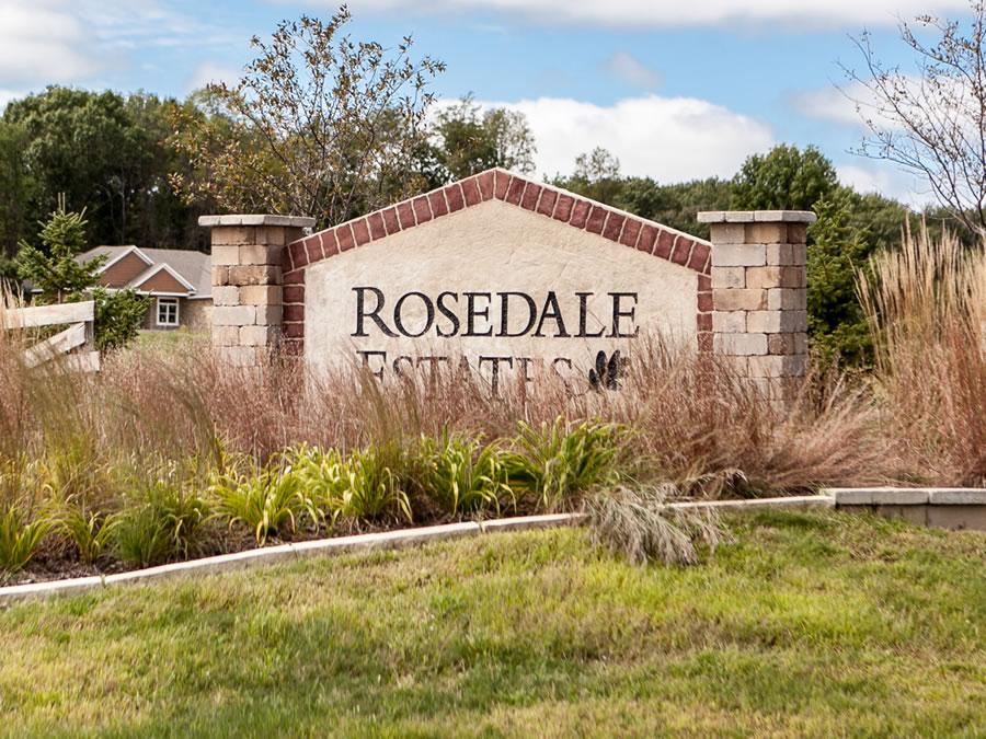 Rosedale Estates New Home Community Cedar Rapids